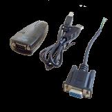 Convertidor de RS232 a USB para TeleEntry / EntraGuard - Tripp-Lite (USA-19HS)