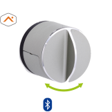 Chapa Bluetooth & Z-wave compatible con Alarm.com Danalock (V003)