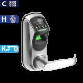 Cerradura / Chapa de Código y Huella ZKTeco (L7000)