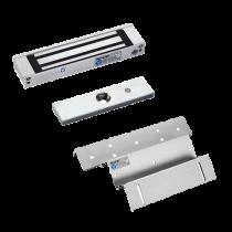Chapa Electromagnética    300Lbs. sin sensor + Montaje Z - L ZKTeco (AL-180+L+Z)