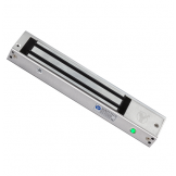 Chapa Electromagnética  600Lbs. con Indicador LED de Apertura y Cierre ZKTeco (YM280NLED)
