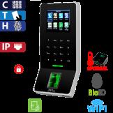 Control de Acceso por Huella, Tarjeta y Código BioID Negro ZKTeco (F22/ID/BL/ADMS)