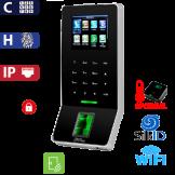 Control de Acceso por Huella y Código SilkId Negro ZKTeco (F22/SilkID/BL)