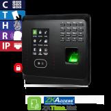Reloj Marcador y Control de Acceso por Rostro, Tarjeta y Código, ZKTeco (MB360/ID)