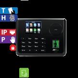 Reloj Marcador y Control de Acceso por Huella Tarjeta Código y Palma ZKTeco (P160/ID)
