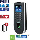 Control de Acceso por Huella, Tarjeta y Código  ZKTeco (F19/ID)