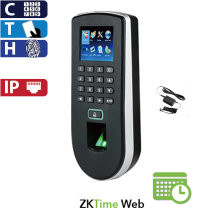 Access Control - TyA FingerPrint, Proximity and Password, Color ZK (F19/ID)