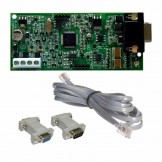Modulo de Integración + Cable para Alarma DSC  (KT-IT100)