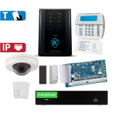 Kit Complete Security - Tyco