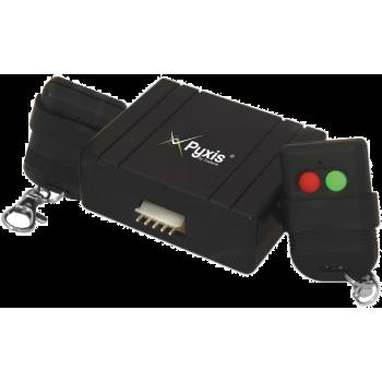 Botón Inalámbrico 2 funciones (2 controles) y Receptor Pyxis (PXI-MR100C)