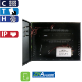 Panel de Acceso 4 Lectoras 2 Puertas ZKTeco (INBIO260 Pack B)