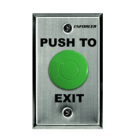 Botón de Salida Extra Fuerte Seco-Larm (SD-7201GC-PE1)