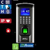 Control de Acceso por Huella, Tarjeta y Código, Color ZKTeco (SF200/ID