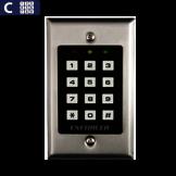 Acceso por Código, Sin Registros, Seco-Larm (SK-1011-SDQ)