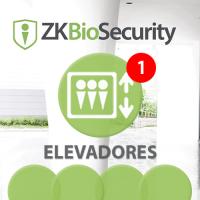 Software de Elevadores (Licencia por Cabina) para ZKBioSecurity 3.0 ZKTeco (ZKBS-ELE-ONLINE-S1)