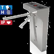 Molinete con Control de Acceso de Huella y Tarjeta ZKTeco (TS1122)