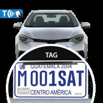 Tag Ultra Alta Frecuencia Largo Alcance RFID ZKTeco (UHF1-Tag3)