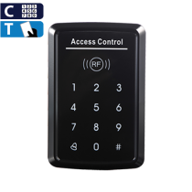 Access Control - Proximity and Password, Wiegand IN ZKTeco (SA33-E)