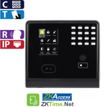 Access Control - TyA Face, Proximity and Password, Touch ZK (KF500/ID)