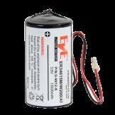 DSC Batería de litio para Sirenas Neo PG9901 y PG9911 DSC (BATT13.0-3.6V)