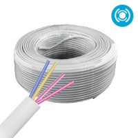 Cable Multifilar 22x4 (2pares) Blanco @305mts Pyxis (PXI-CA4X22B)