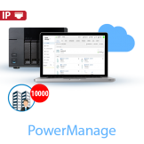 Central de Monitoreo Virtual PowerManage Tyco / DSC - 10000 Cuentas (D703776)