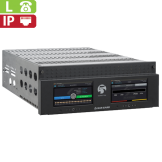 System 5 Receptora IP con Video Verificacion + Metal Rack DSC / Surgard (SG-S5KITNR-IPS)