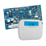 Alarma de 8 Zonas Expandible a  32 + Teclado de Iconos- PowerSeries Neo DSC (HS2032CLC2SPA)