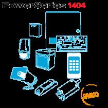 Kit de Alarma 1404 Básico 8 Zonas DSC