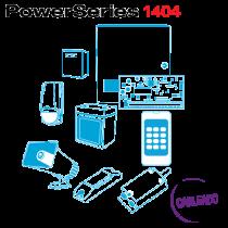 Kit de Alarma 1404 Cableado 8 Zonas DSC