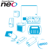 Kit de Alarma Híbrido - NEO 8 Zonas DSC (Arme su Kit con o sin Sensores)