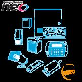Kit de Alarma Básico - NEO 8 Zonas DSC (Arme su Kit con o sin Sensores)