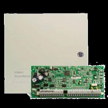 Alarma 8 Zonas Expandible a 64 con Gabinete DSC (PC1864NKSPA)