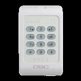 Teclado  8 Zonas LED DSC (PC1404RKZ)