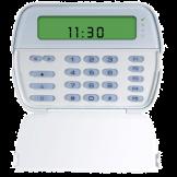 Teclado 64 Zonas LCD  Iconos DSC / Receptor inalámbrico (RFK5501M)