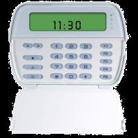 Teclado 64 Zonas LCD  Iconos DSC (PK5501)