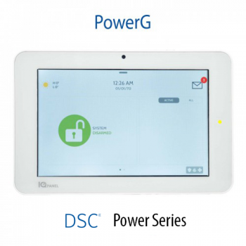 Panel Qolsys Inalámbrico PowerG / DSC - Power Series (QS9202-4208-840)