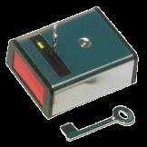 Botón de Pánico con Llave N.O. Seco-Larm (SS078)