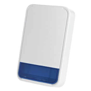 Sirena Strob Inalámbrica Exterior Visonic (MCS-730 (BLUE))