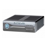 Grabador de video en red, Escritorio, Todo en Uno, Cámara hasta 16-IP,  1 TB Intevo / Exacq(INTEVO-CMP-1T-AL)