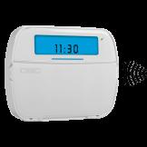 Teclado de íconos cableado CON Receptor Inalámbrico Neo - DSC (HS2ICNRF9)