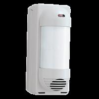 Sensor de Movimiento PIR Infrarrojo (Doble) / Antimascotas Exterior para USO INALAMBRICO (VX-402R)