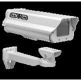 Carcaza / Housing Tipo Flip-Open con Bracket Blanco Saxxon (HO605yBR205)