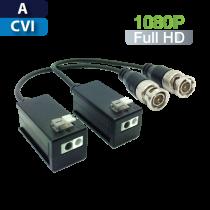 Balun Pasivo HD Multi-Formato Análogo/CVI/TVI/AHD / Par Dahua (PFM800)
