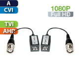 Balun Pasivo HD Multi-Formato Análogo/CVI/TVI/AHD / Par Pyxis (VB-PT-HD)