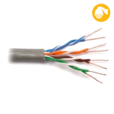 Cable UTP Cat5e Blanco @305mts UPG (U2445EV485-9B1)
