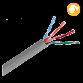 Cable UTP Cat5e Gris @305mts UPG (U2445E-9B1)