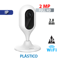 Cámara Cubo IP 2 MP / Wi Fi Dahua (IPC-C22)