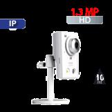 Cámara Cubo IR LED BLANCA IP 720p LED AVTECH (AVN80XZ(US)/F40)