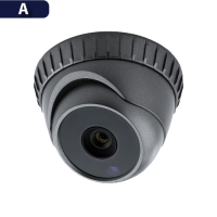 Cámara Domo IR Análoga Avtech (AVC432ZAN/F36-S)